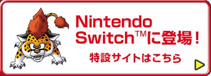 Nintendo Switch 特設サイトはこちら