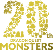 20th DRAGON QUEST MONSTERS
