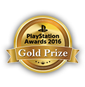 PlayStation Awards 2016 Gold Prize