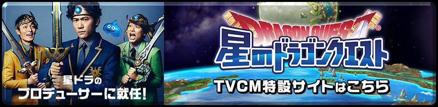 TVCM特設サイトはこちら