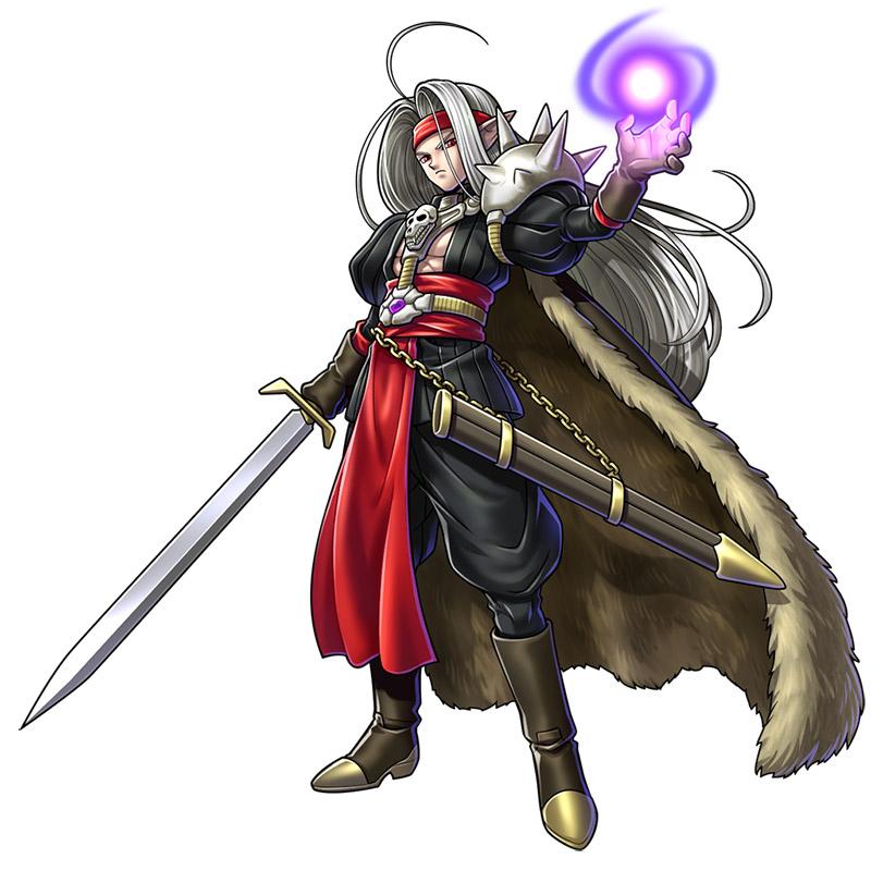 【魔剣士】ピサロ