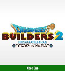ドラゴンクエストビルダーズ2  破壊神シドーとからっぽの島(Xbox One版)