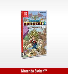 【新価格版】ドラゴンクエストビルダーズ2  破壊神シドーとからっぽの島(Nintendo Switch™版)